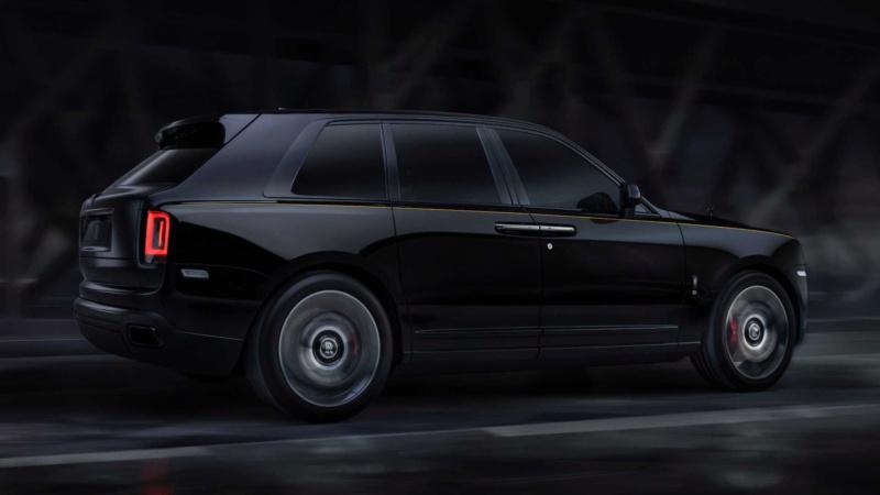 2017 - [Rolls-Royce] SUV Cullinan - Page 15 81c17c10