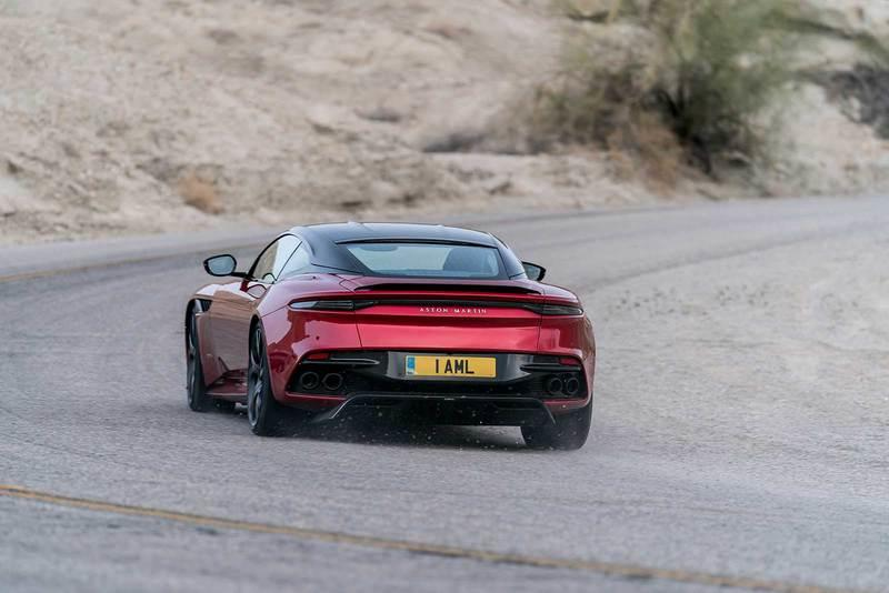 2019 - [Aston Martin] DBS Superleggera 81d3cd10
