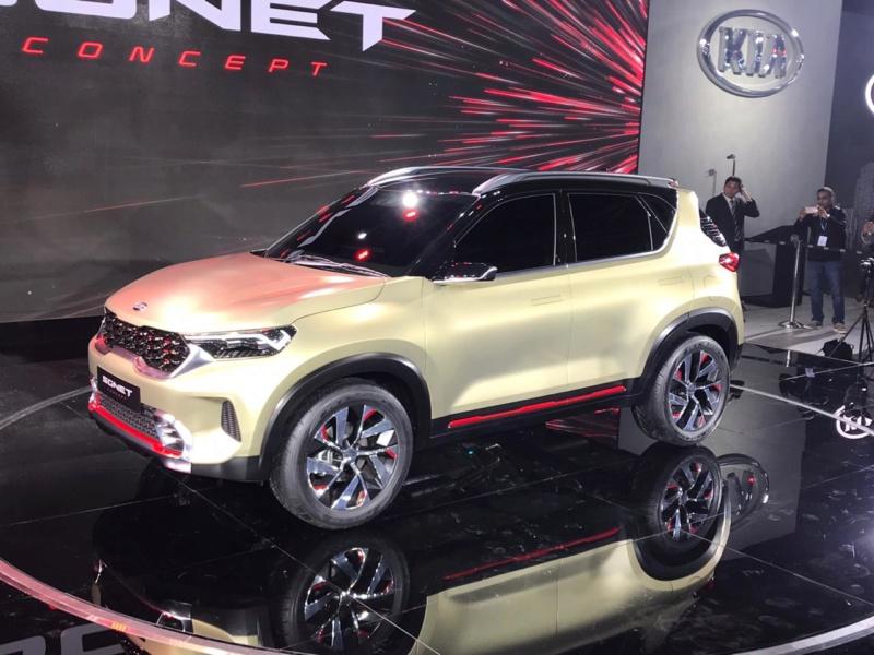 2020 - [Kia] Sonet Concept 81e94410