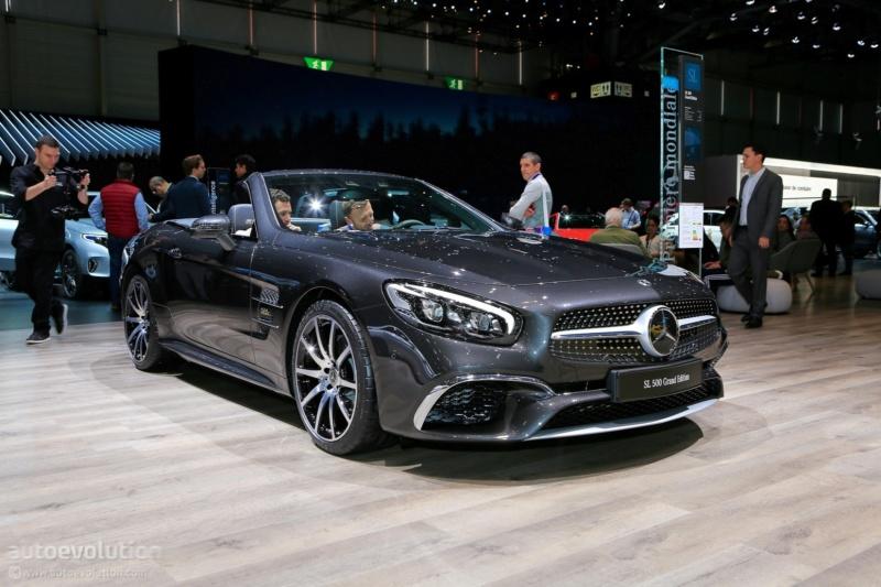 2015 - [Mercedes] SL Restylé [R231] - Page 5 81ef3b10