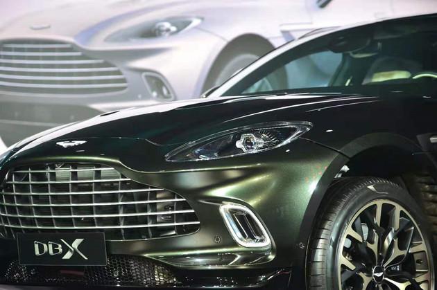 2019 - [Aston Martin] DBX - Page 5 81fe2910