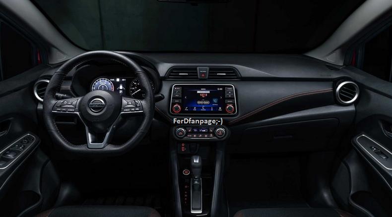 2020 - [Nissan] Versa 8205a010