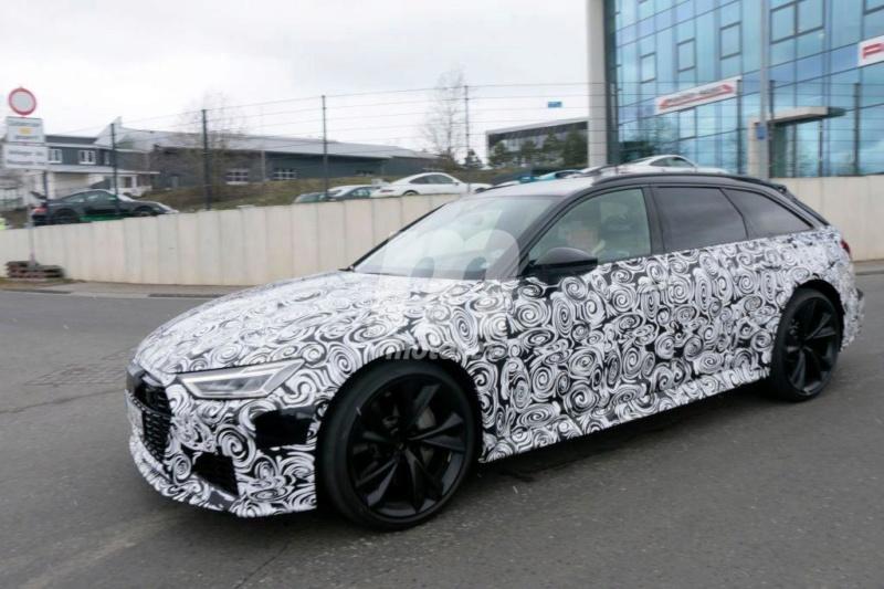 2017 - [Audi] A6 Berline & Avant [C8] - Page 11 82167310