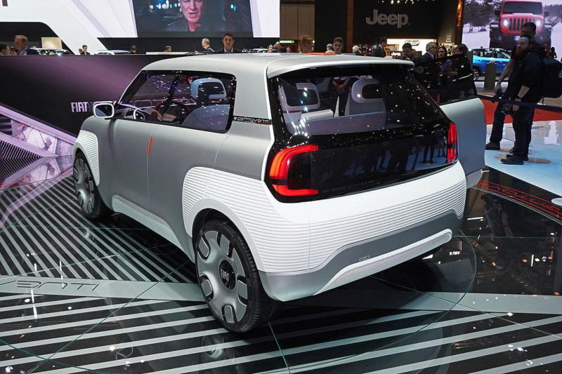2019 - [Fiat] Panda Concept - Page 2 82377010