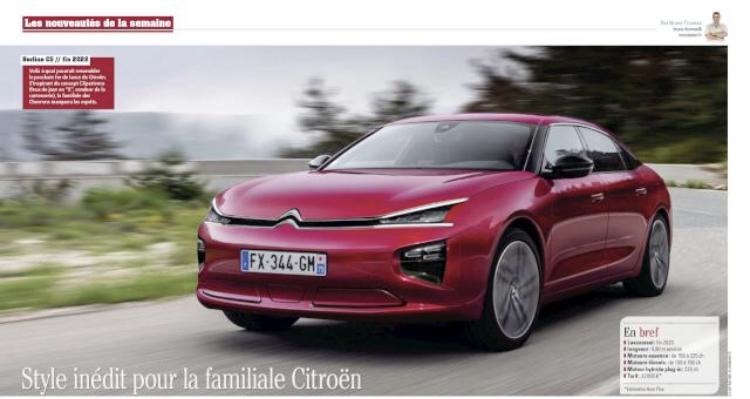 2021 - [Citroën] C5 III  [E43] - Page 7 824faa10