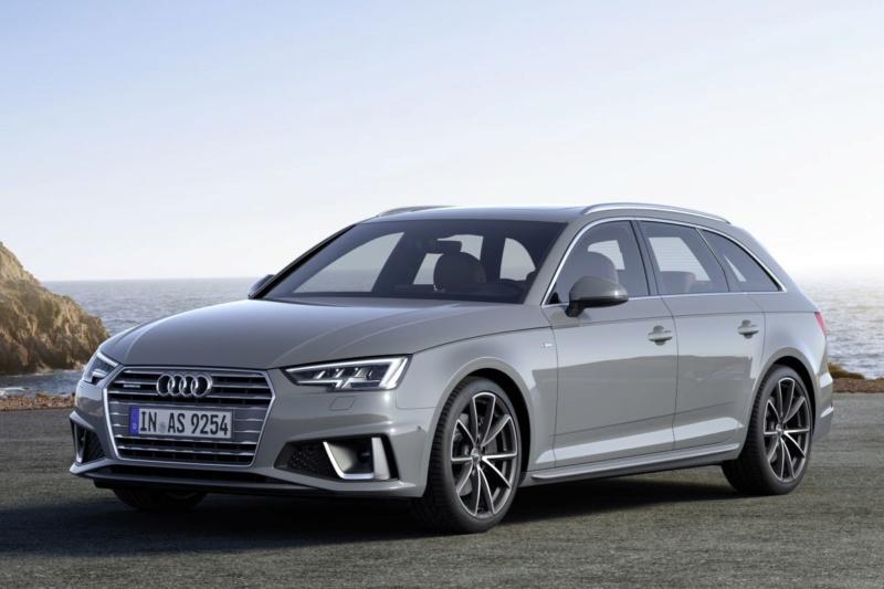 2018 - [Audi] A4 restylée  - Page 2 8257f210