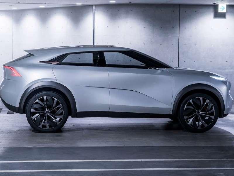 2019 - [Infiniti] QX Inspiration Concept 825ecf10