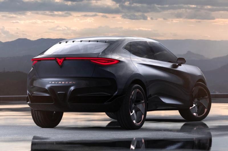 2019 - [Cupra] Tavascan Concept  82676110
