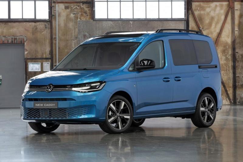 2020 - [Volkswagen] Caddy V - Page 4 826b6b10