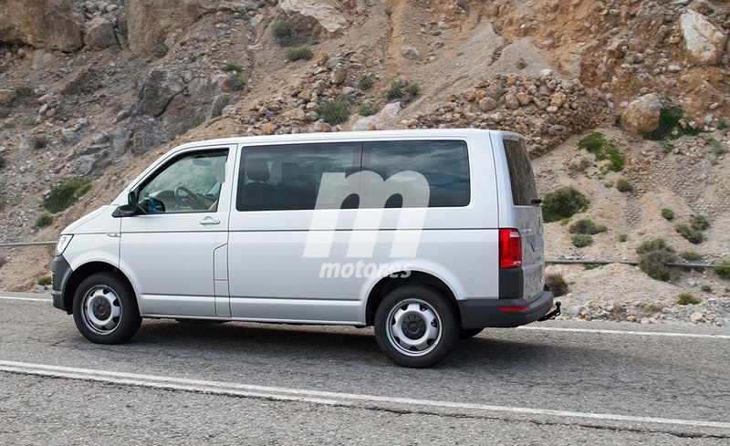 2020 - [Volkswagen] Transporter T6 restylé 82781b10