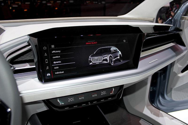 2019 - [Audi] Q4 e-Tron Concept - Page 2 82c81510