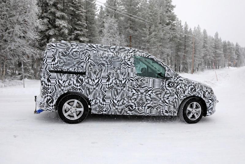 2020 - [Volkswagen] Caddy V 82fe0710