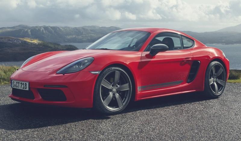 2016 - [Porsche] 718 Boxster & 718 Cayman [982] - Page 7 8302e510