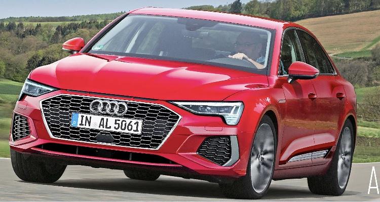 2022 - [Audi] A4 [B10] 8307cb10
