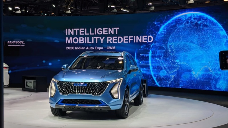 2020 - [Inde] Auto Expo - The Motor Show 2020 8343a510