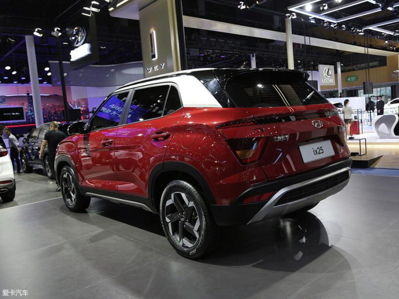 2020 - [Hyundai] Creta II/ IX25  834c4510