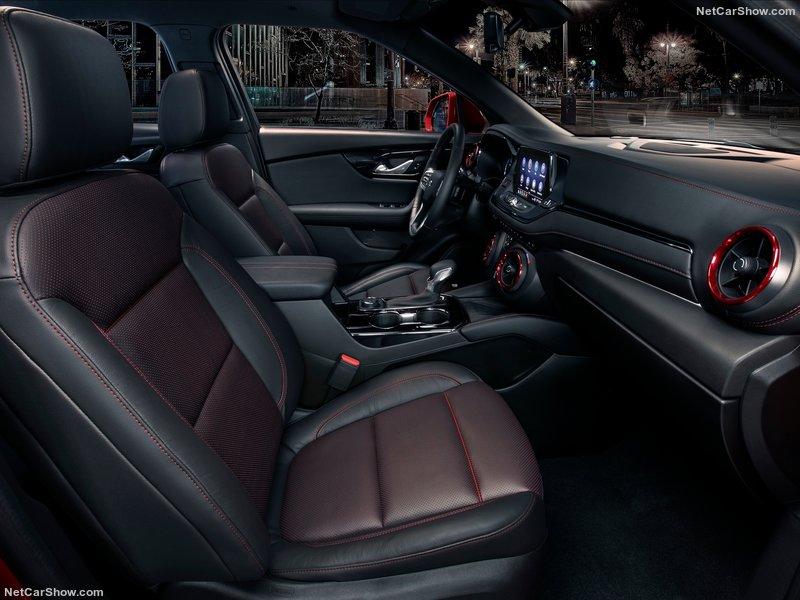 2018 - [Chevrolet] Blazer 8358c610