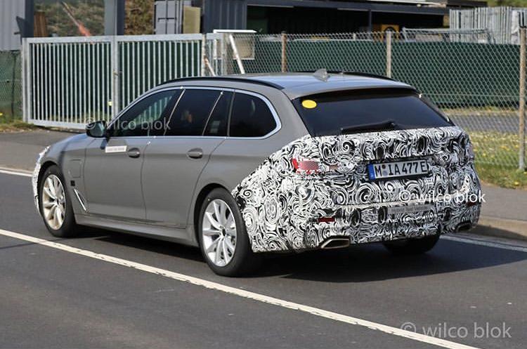 2020 - [BMW] Série 5 restylée [G30] - Page 4 83602210