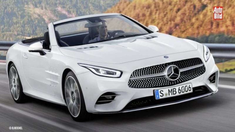 2021 - [Mercedes] SL [R232] - Page 2 836b7910