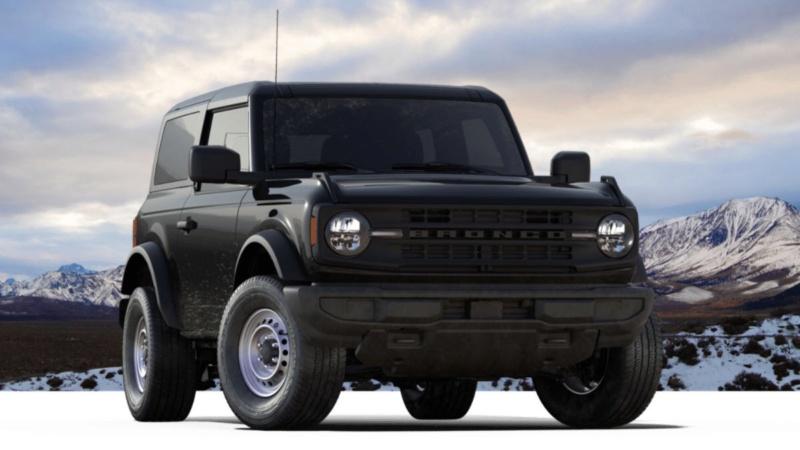 Ford Bronco / Sport (2020) 55