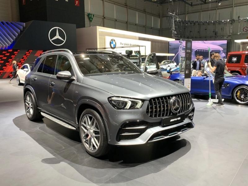 2018 - [Mercedes] GLE II ( ML IV ) - Page 10 83961510