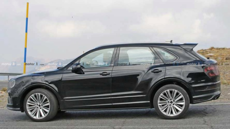 2015 - [Bentley] Bentayga - Page 12 8399c910
