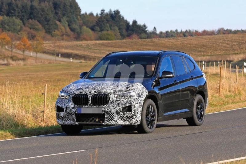 2019 - [BMW] X1 restylé [F48 LCI] 839de810