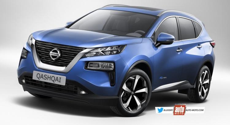 2020 - [Nissan] Qashqai III 83b7e010