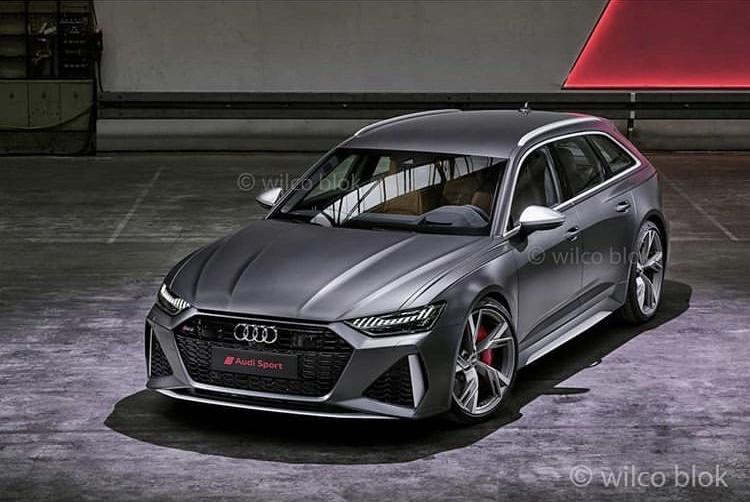 2017 - [Audi] A6 Berline & Avant [C8] - Page 12 83f50610