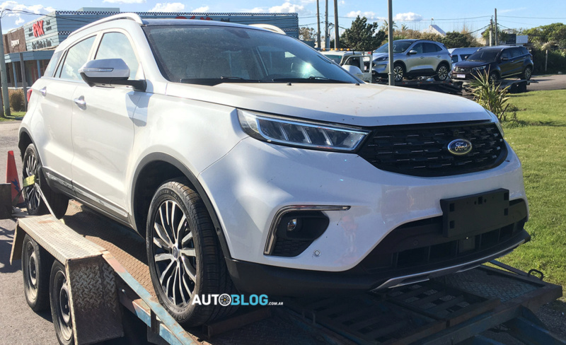 2018 - [Ford] Territory - Page 2 840a5710
