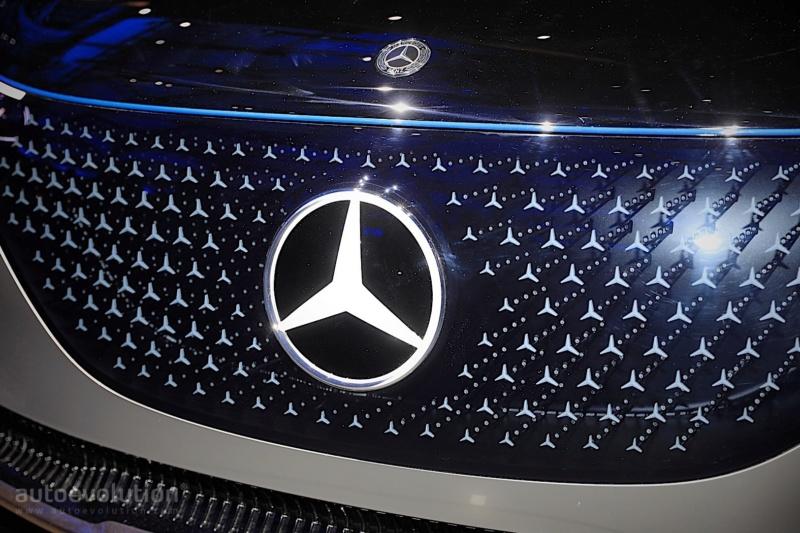 2019 - [Mercedes-Benz] EQS Concept  - Page 2 8415b010