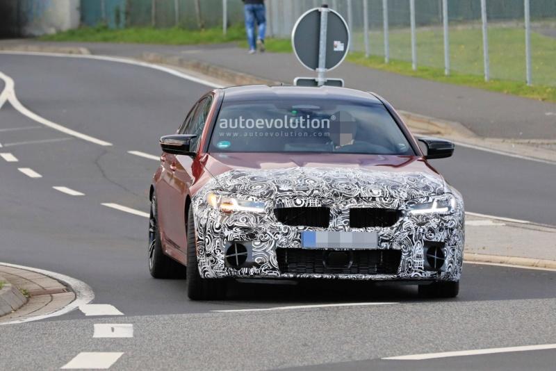 2020 - [BMW] Série 5 restylée [G30] - Page 3 84171510