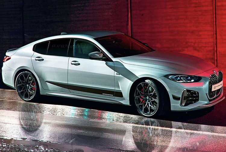 2020 - [BMW] Série 4 Gran Coupé [G26] - Page 2 842dbd10