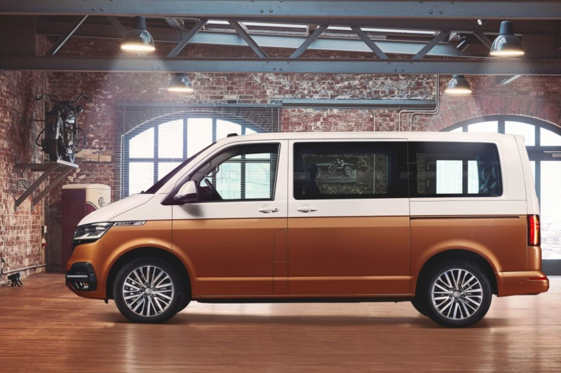 2020 - [Volkswagen] Transporter T6 restylé 8433ee10