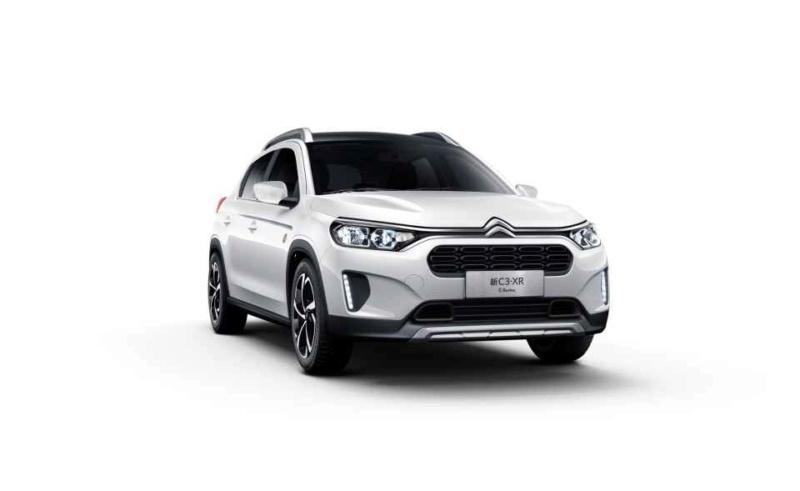2014 - [Citroën] C3-XR (Chine) - Page 17 84360410