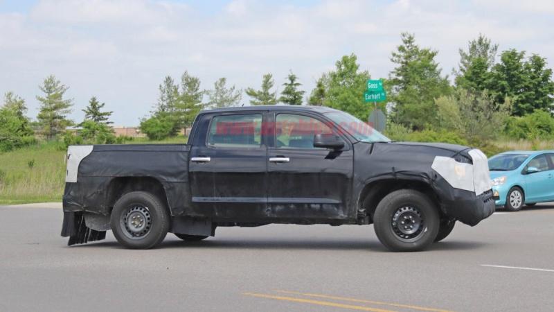 2021 - [Toyota] Tundra 84489a10