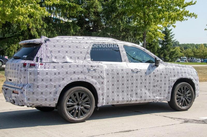 2021 - [Nissan] Pathfinder V 844d3d10