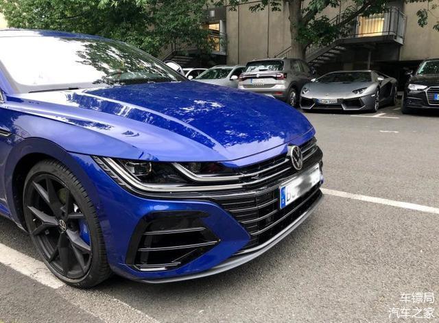 2019 - [Volkswagen] Arteon Shooting Brake - Page 5 844e7a10
