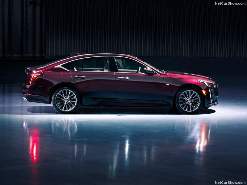 2020 - [Cadillac] CT5 8464d610