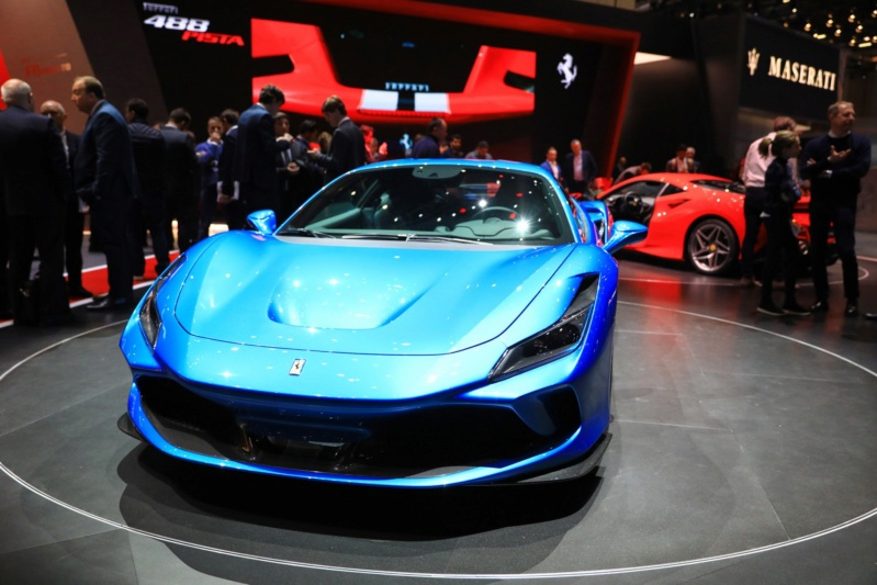 2019 - [Ferrari] F8 Tributo 8467e210