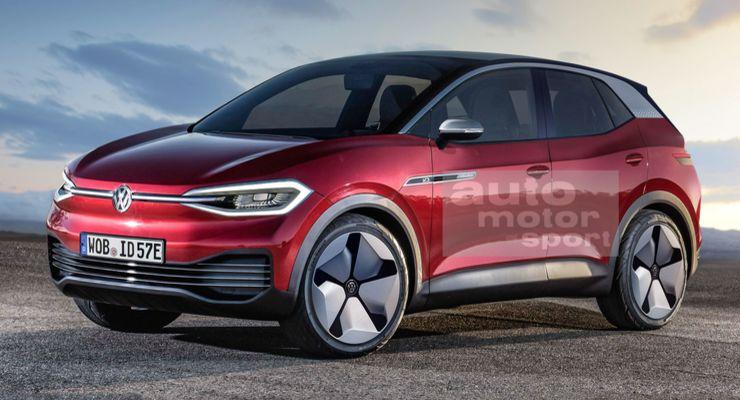2021 - [Volkswagen] ID Crozz 84734c10