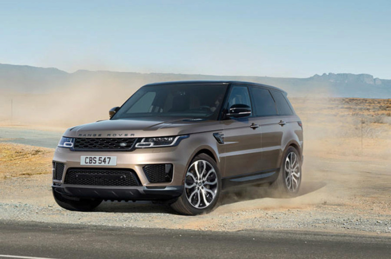2017 - [Land Rover] Range Rover/ Sport/ SVR restylés - Page 4 847d8410