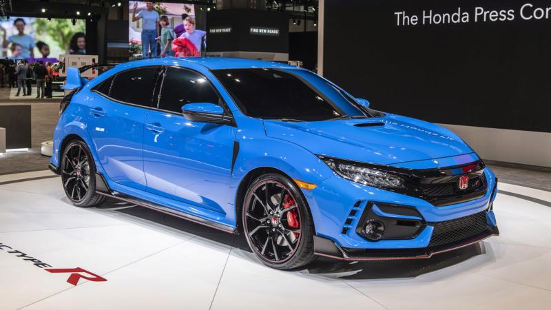 2017 - [Honda] Civic Hatchback [X] - Page 11 84801710