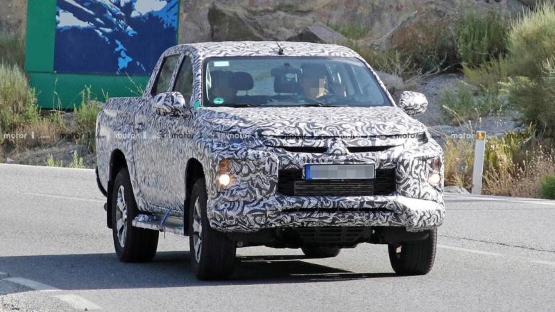 2015 - [Mitsubishi / Fiat] L200 - Triton / Fullback - Page 3 8491ae10