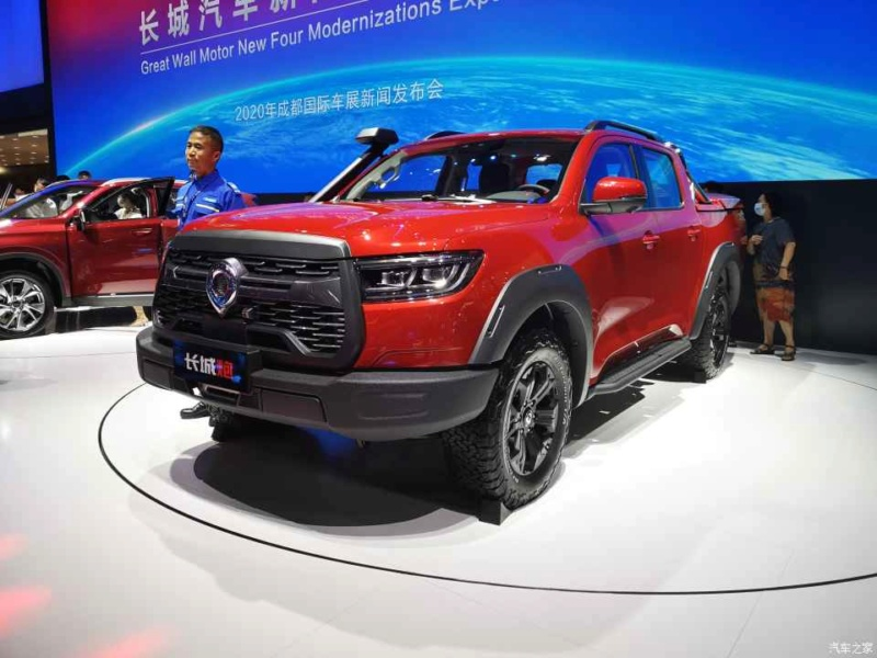 [Actualité] Groupe Great Wall Motors - Page 4 84b48910