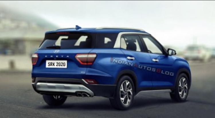 2020 - [Hyundai] Creta II/ IX25  - Page 2 84c99410