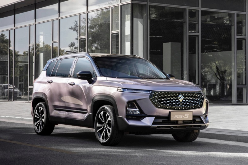 2018 - [Baojun/Wuling/Chevrolet/MG] 530/Almaz/Captiva/Hector 84f6da10