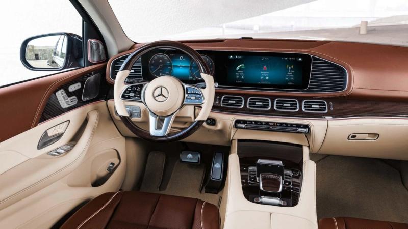 2019 - [Mercedes] GLS II - Page 7 850fc610