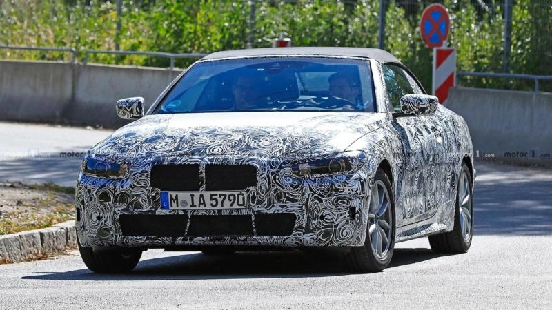 2020 - [BMW] Série 4 Coupé/Cabriolet G23-G22 - Page 2 85346e10