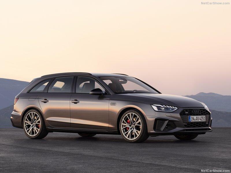 2018 - [Audi] A4 restylée  - Page 5 853e0d10